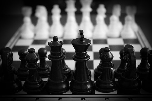 Battle, Black, Board, Challenge, Chess, Chessboard
