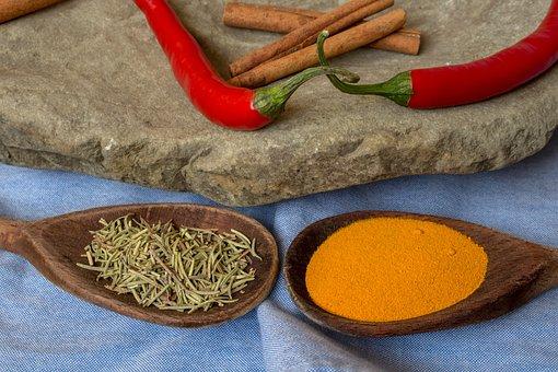 Thank You Chile, Cinnamon Girl, Rosemary, Turmeric