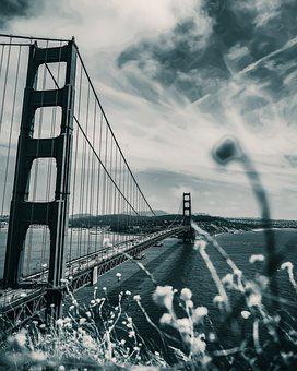 Bridge, Retro, Vintage, Old, City, Classical, Travel