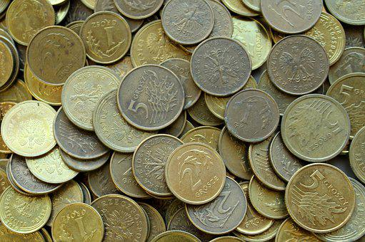 Buck, Money, Dime, Coin, Currency, Coins