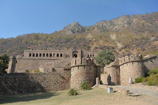 Bhangadh, Fort, Haunted, Castle, Scary, Creepy, Horror