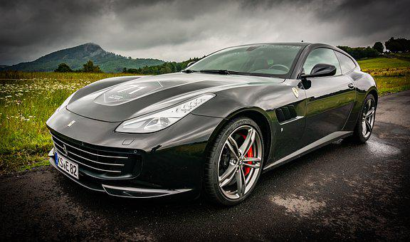 Ferrari, Sports Car, Auto, Speed, Luxury