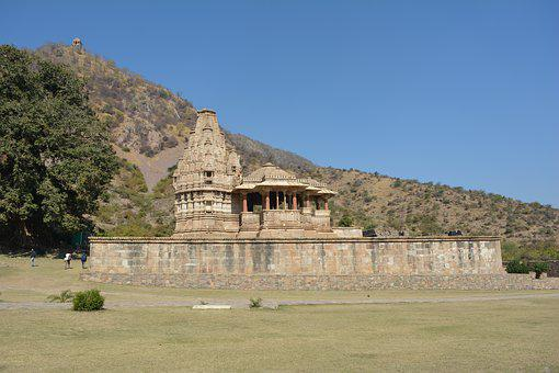 Bhangadh, Fort, Temple, Haunted, Castle