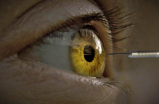 Eye, Arrow, Great, Target, Fantasy