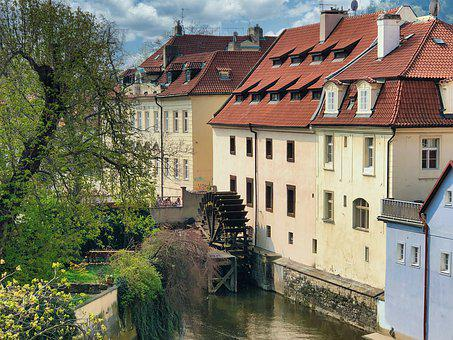 Czech Republic, Prague, Architecture, Historic Center