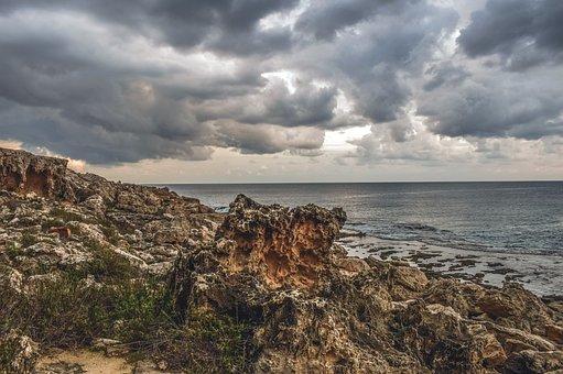Rocky Coast, Wilderness, Nature, Landscape, Scenery
