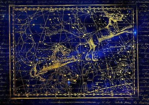 Constellation, Lynx, Little Lion, Zodiac Sign, Sky