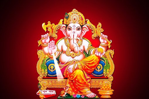 Ganesh, Ganpati, God, Ganesha, Religion, Festival