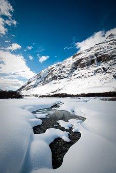 Bessans, Alps, Haute-maurienne, Mountain, Snow