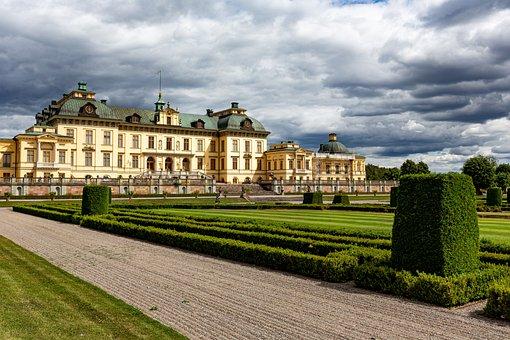 Sweden, Stockholm, Castle, Royal