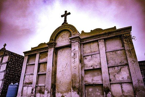 Cemetery, Graveyard, Tombstone, Death