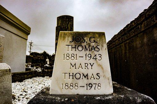 Cemetery, Graveyard, Tombstone, Death, Grave, Cross
