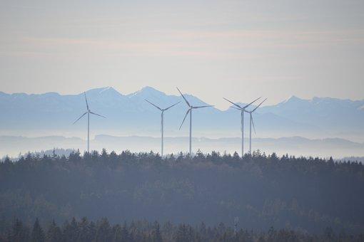Pinwheel, Wind Energy, Wind Power