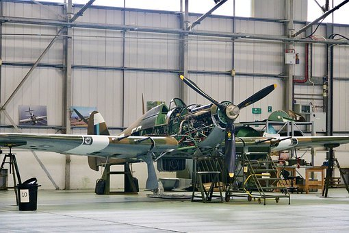 Spitfire, Wwii, Aircraft, Airplane, Military, Fighter