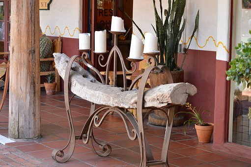 Candelabra, Western, Vintage, Rustic
