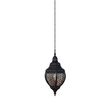 Lamp, Hanging, Glass, Light