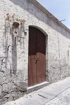 Portal, Door, Architecture, Historically