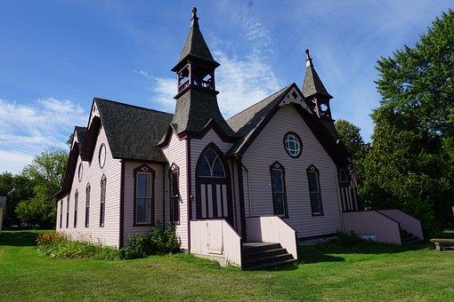 Huron City, Church, Michigan, Michigan's Thumb