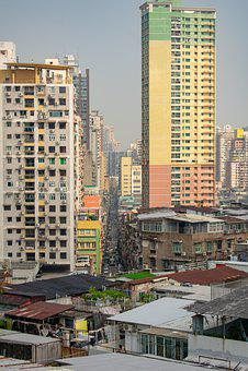 Macao, Macau, China, Architecture