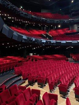Room, Show, Vacuum, Seat, Red, Theatre, Arts, Art
