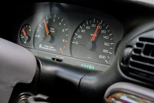 Auto, Dashboards, Speedo, Cockpit, Interior, Vehicle