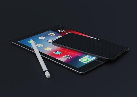 Iphone, Ipad, Computer, Tablet