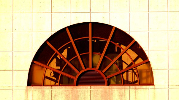 Building, The Floodgates, Machinery, Windows, Radiation
