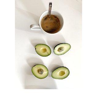 Avocado, Breakfast, Food, Toast, Healthy, Fresh, Bread