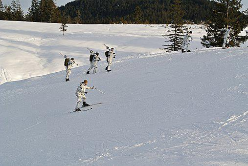 Bundeswehr, Gebirgsjäger, Soldiers