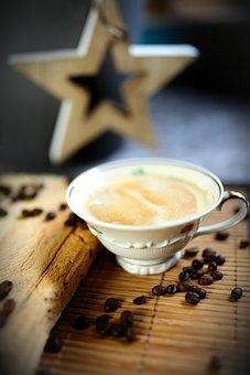 Coffee Cup, Coffee, Coffee Foam, Caffeine, Drink, Cup