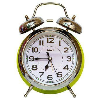 Alarm Clock, Clock, Time, In The Morning, Call, Anxiety