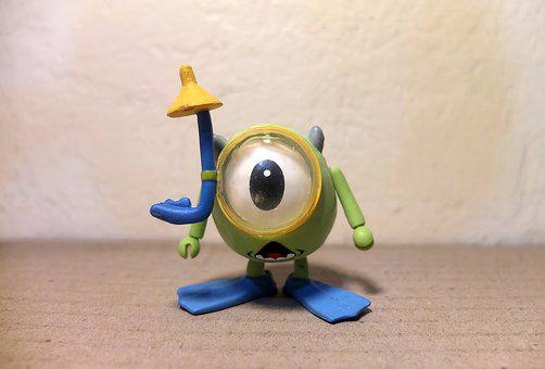 One Eye Monster, Animation, Film, Movie, Cartoon