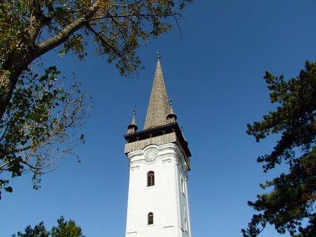 Church, Shingles, Reformed, Mikepércs, Hungary