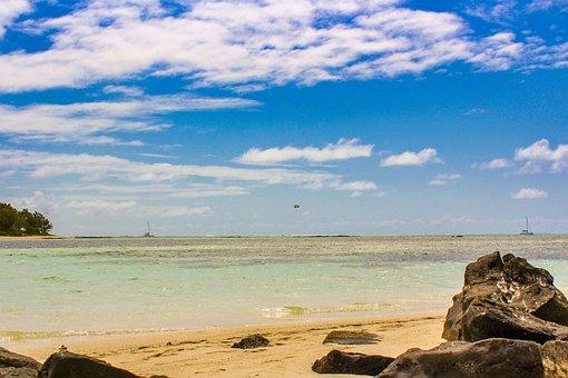 Beach, Beautiful, Blue, Coast, Exotic, Honeymoon