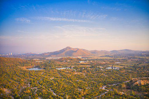 Sky, Scenic, Hua Hin, Tropical, Drone