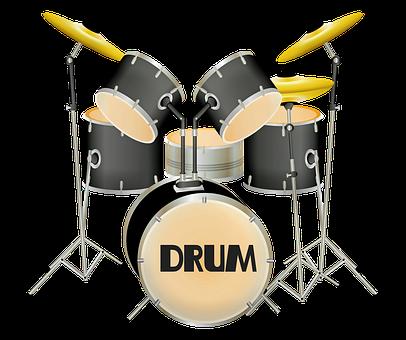Musical Instruments, Horn, Drum