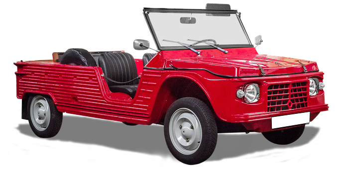 Citroën, Mehari, Free And Edited, Oldtimer, Beach