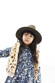 Child, Children Model, Girl, Cute, Baby, Korean