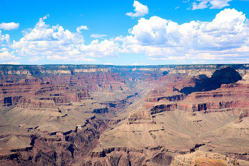 Grand Canyon, America, Usa, Gorge, Places Of Interest