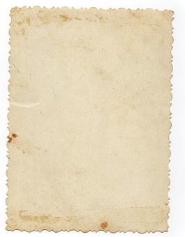 Old Postcard, Background, Grunge Style, Paper, Vintage