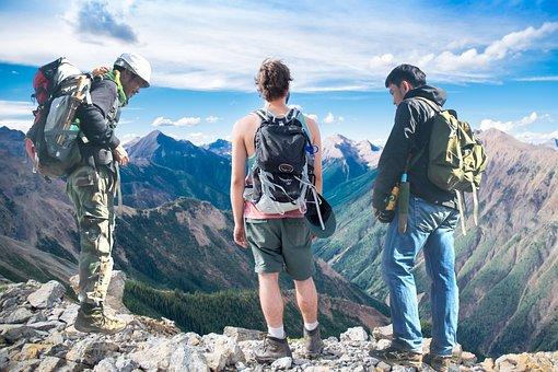 Hiking, Adventure, Altitude, Backpack, Climb