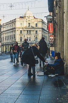 Homeless, Photography, Sara, Human, Road, Scene, Urban