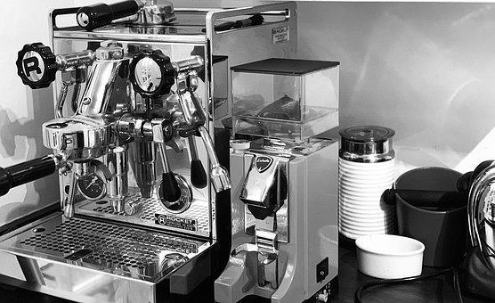Mixer, Kitchen Aid, Chocolatesafari, Coffee