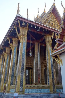 Temple, Thailand, Buddhism, Bangkok, Buddha, Meditation