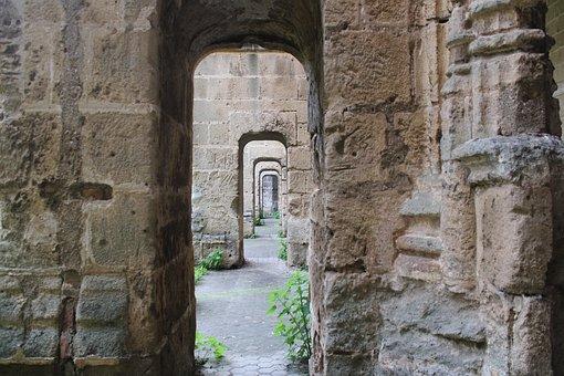The Port Of Santa Maria, Monastery