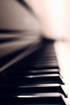 Piano, Keys, Music, Background, Musical Instrument