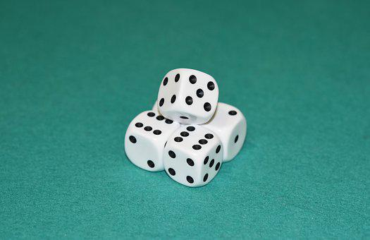 Of, Dice Game, Statistics, Numbers, Games, Poker