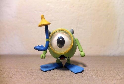 One Eye Monster, Animation, Film, Movie, Cartoon