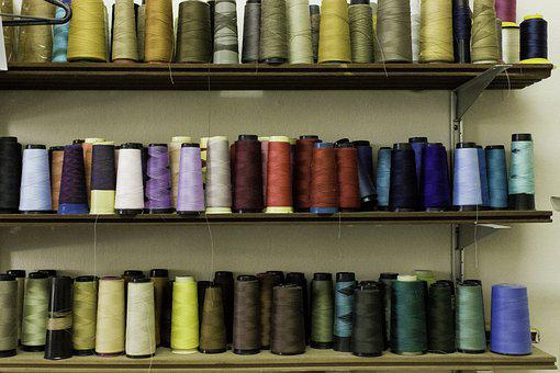 Reel, Line, Sewing, The Studio, The Coil, Wire
