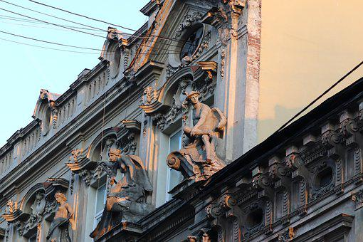 Statue, Amour, Figure, Allegorical Figures, Allegorical